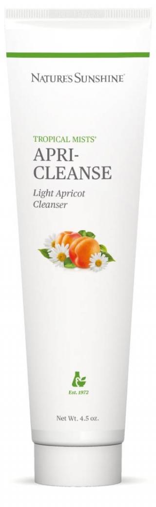 Скраб абрикосовый для лица и тела Tropical Mists